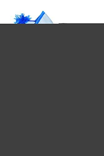 Jannes 9932 Mini-Hut Matrosen-Mütze Schiffchen Matrose Einheitsgröße Blau-Weiß