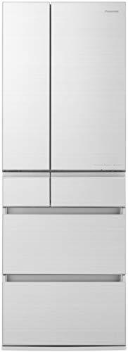 パナソニック 冷蔵庫 6ドア 500L パーシャル搭載 アルベロホワイト NR-F505HPX-W