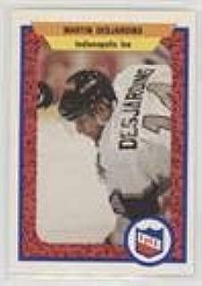 Martin Desjardins (Hockey Card) 1991-92 ProCards AHL/IHL - [Base] #484