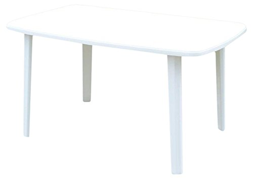 BICA 56 Cayman Tavolo, Bianco, 85x137x72 cm