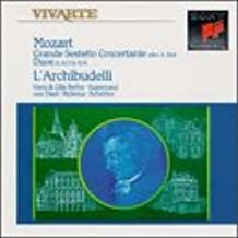 Wolfgang Amadeus Mozart: Grande Sestetto Concertante after Sinfonia Concertante in E-flat Major, K.364 Duos for Violin & Viola, K.423 & K.424 - L'Archibudelli