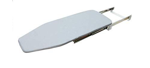 HTL Práctica Tabla de Planchar Antiescaldadura Montado en la Pared, Push-Pull Herramientas Plegable de Planchado Aseo de Armario de Lavado Cuarto Home Essentials,a
