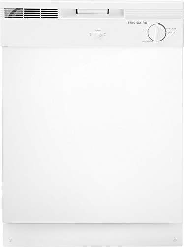 Frigidaire 24' White Built-In Dishwasher