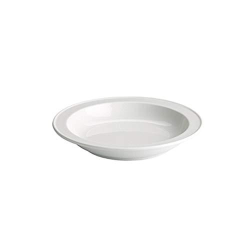 Alar f6K4Habana Plato Hondo, Porcelana, Blanco, 30x 22x 30cm