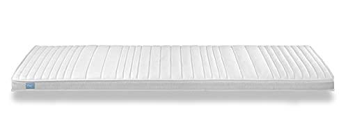 XDREAM Classic | Coprimaterasso ortopedico con nucleo in schiuma gel di alta qualità | 90 x 200 cm