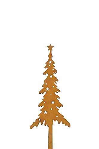 Ghirlanda decorativa a forma di angelo natalizio, stile shabby, color oro, 20 cm
