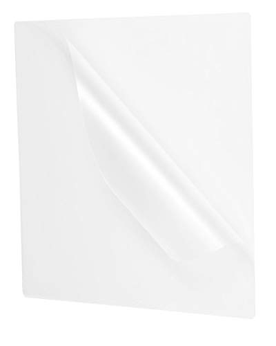pk of 500 Clear 7 Mil Hot Laminating Pouches 2-3//8 x 8-1//2-inch Large Bookmark