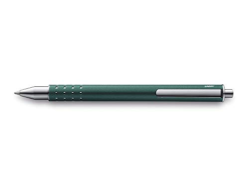 Lamy Tintenroller 335 swift Racing Green M 66 M Blau