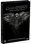 DVD - Game Of Thrones: 4ª Temporada Completa - Legendado