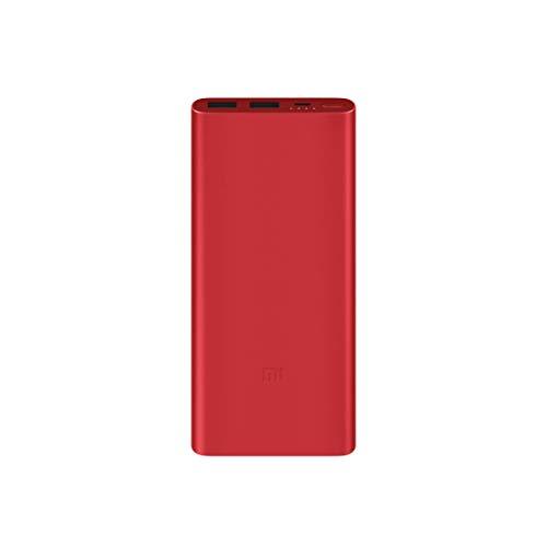 Mi PLM09ZM 10000mAH Lithium Polymer Powerbank 2i (Red)