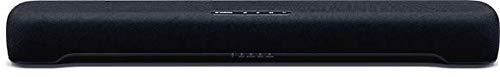Yamaha C20A Soundbar schwarz – Kompakter Lautsprecher mit Surround Sound und integriertem Subwoofer für tiefe Bässe – Bluetooth kompatibel für kabelloses Musikstreaming