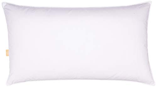 puredown Goose Feather, White Down Bed Pillow, King