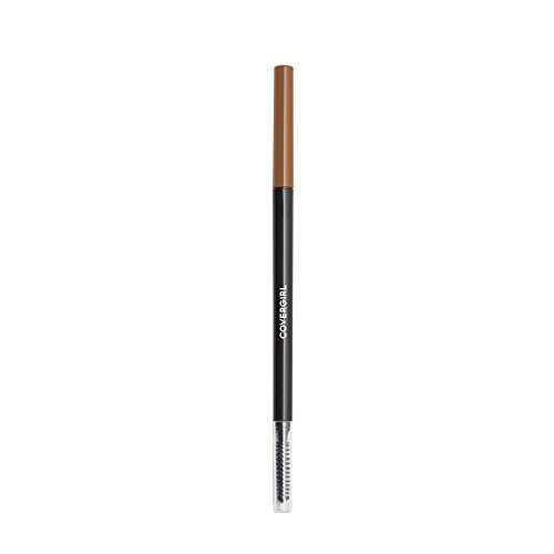 COVERGIRL Easy Breezy Brow Micro-Fine + Define Pencil, Honey Brown, 0.03 Pound (packaging may vary)