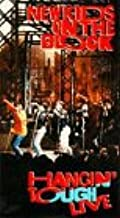 New Kids on the Block: Hangin' Tough Live VHS