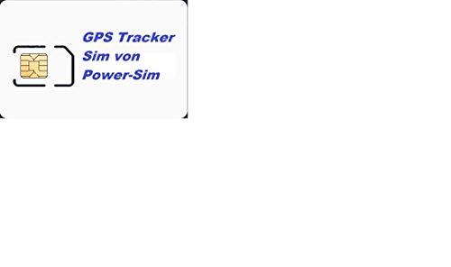 GPS Tracker SIM Karte von Power Sim