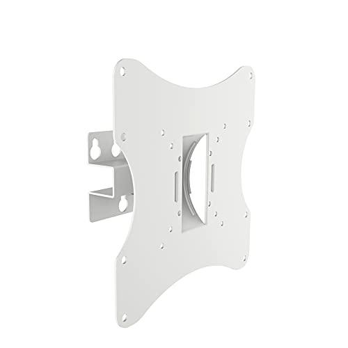 conecto CC50256 Supporto a parete per TV fino a 107 cm (42 ), completamente mobile, inclinabile -20° + 20°, orientabile -45° + 45°, distanza parete, VESA200x200, max 30 kg, bianco