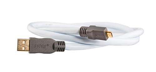 Supra Cables USB 2.0 A-Micro Kabel 1 m