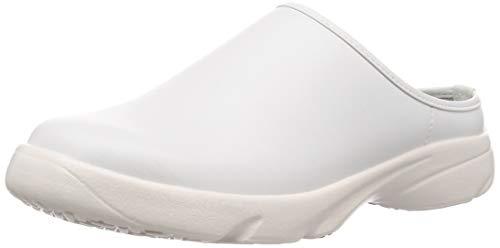 [アキレス] コックシューズ 防水素材 軽量 3E クッキングメイト 厨房用 CUI 0060 ホワイト 22 cm
