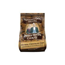 Newman's Own Bombing free shipping Organics Oatmeal Max 87% OFF Oz Chip Chocolate 3x7