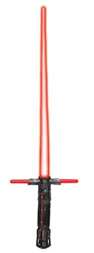 Star Wars Episode VII: The Force Awakens Kylo Ren 3-Bladed Lightsaber