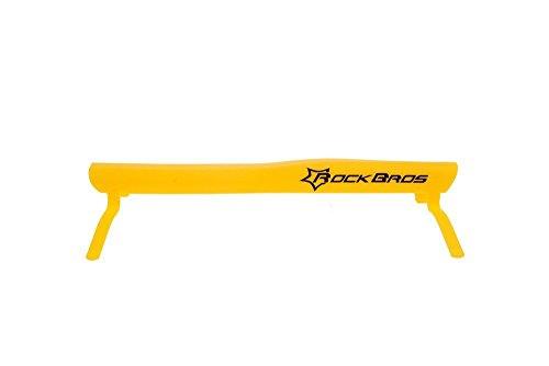 ROCKBROS(ロックブロス) チェーンプロテクター 自転車 泥除け HLQ007 イエロー