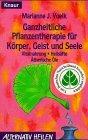 Ganzheitliche Pflanzentherapie für Körper, Geist und Seele: Vitalnahrung - Heilsäfte - Ätherische Öle (Knaur Taschenbücher. Alternativ Heilen)