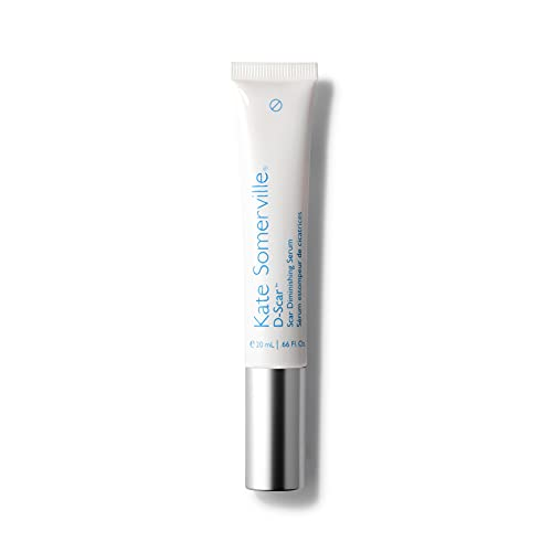 Kate Somerville D-Scar Scar Diminishing Serum   Acne Scarring Treatment   Flattens & Fades Appearance Of Scars   0.66 Fl Oz