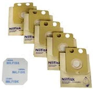 Nilfisk Advance Back Vacuum Paper Vacuum Bags (qty: 5) (22198000)