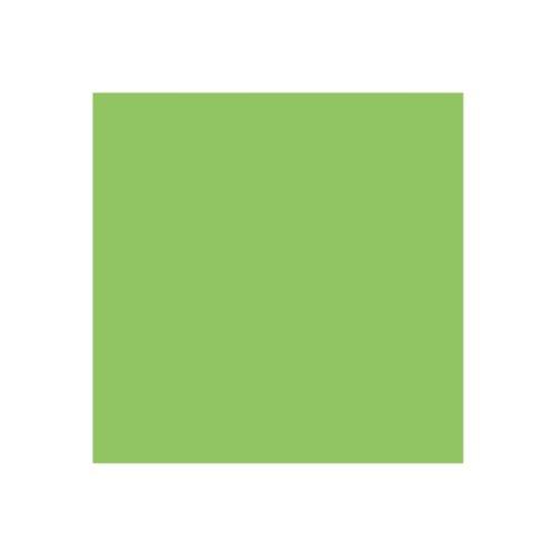 EFCO – wastafel, geelgroen, 200 x 100 x 0,5 mm, 2-delig