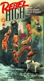Rebel High VHS