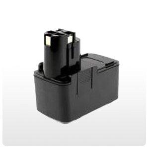 Qualitätsakku - Akku für Bosch Bohrschrauber GSR 9.6Ve-2 NiMH - 3000mAh - 9,6V - NiMh