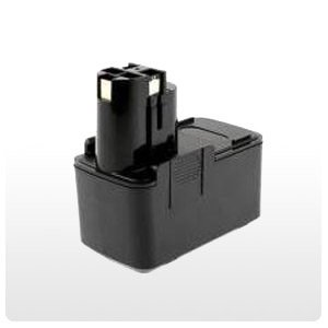 Heib kwaliteitsaccu - accu voor Bosch boormachine GBM 9.6VES-2 NiMH - 3000 mAh - 9,6 V - NiMh