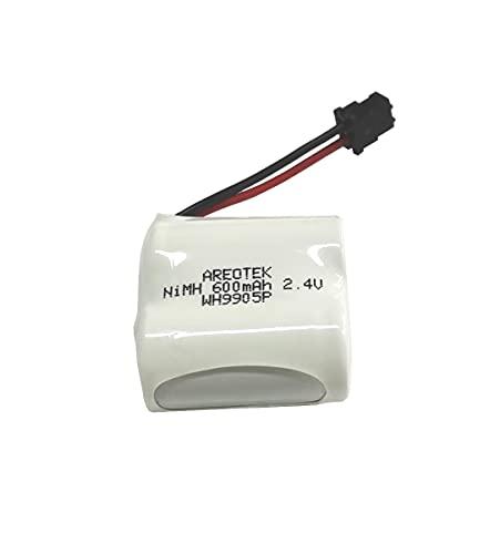 【増量1.7倍】 パナソニック ホーム保安灯 交換用電池 WH9905/WH9902 対応 ニッケル水素充電池