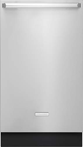 Electrolux EIDW1805KS IQ-Touch 18' Stainless Steel Fully Integrated Dishwasher - Energy Star