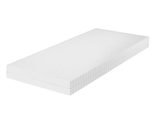 Erst-Holz® 80.011-10-220 Komfortschaum Matratze in Überlänge 100x220 Sondermaß für übergroße Betten