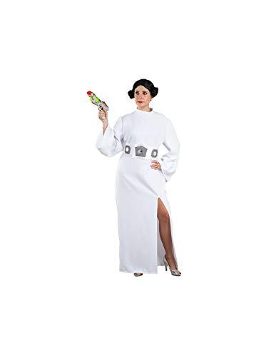 DISBACANAL Disfraz Princesa del Espacio Mujer - -, M