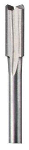 Dremel 652 HSS-Fräser - Zubehörsatz für Multifunktionswerkzeug mit 1 Fräser(HSS) 4,8 mm zum Fräsen in Holz sowie weitere weiche Materialien