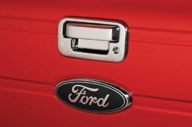05 ford f350 tailgate handle - 6
