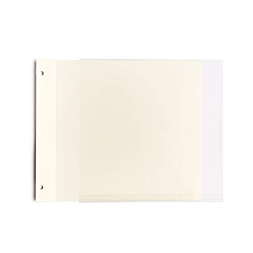 """Kolo Protector Pages for Newbury 8.5"""" x 10"""" Scrapbooks"""