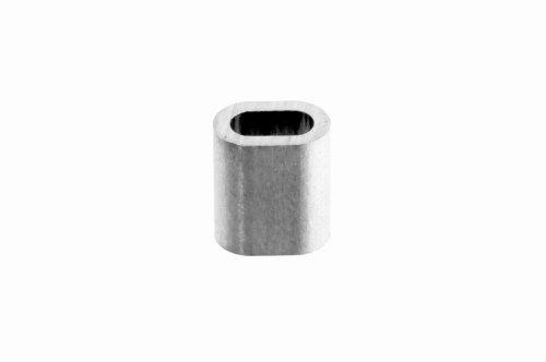 10 Stk. Pressklemme aus Aluminium 2mm, 9mm