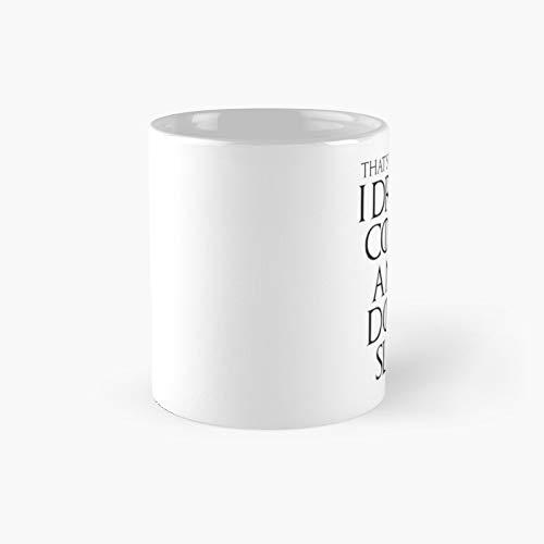 Taza clásica de Game of Thrones para beber café • Tazas de café divertidas de regalo 11 oz