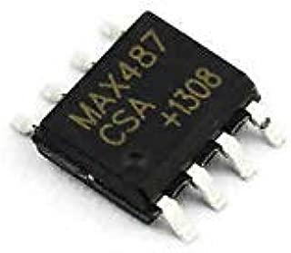 10PCS MAX485CSA MAX485 IC TXRX RS485//RS422 LOWPWR SOP-8 NEW