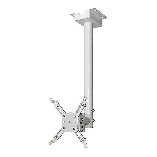 Soportes de proyector PROYECTOR MONTE FALL PROYECTOR Montaje de techo o soporte de soporte de soporte de pared de 118 pulgadas Poste de extensión 22LB Capacidad de carga Accesorios de proyector