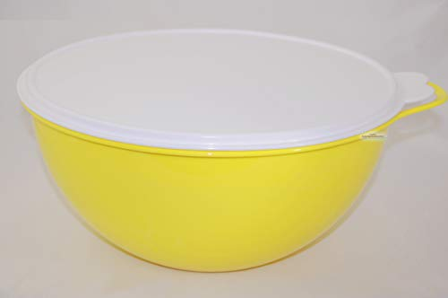 Tupperware® Maximilian 7,5 L. GELB Teigschüssel Rühr-Schüssel