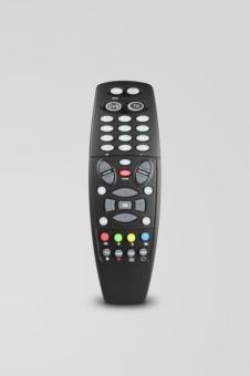 Mando a distancia para Dreambox (modelos 600, 7000 500 HD, 800 HD, SE, 600, 7000 y 7020), color negro