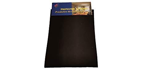 Fieltro Silla Patas Protector Muebles Mesas Almohadillas Adhesivas (1 RECTANGULAR GRANDE)