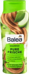 Balea Shampoo pure frisheid, 1 x 300 ml