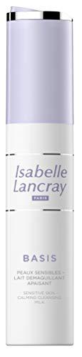 Isabelle Lancray Peaux Sensibles Lait Démaquillant Apaisant - Sanfte Reinigungsemulsion, Make-up Entferner (1 x 200 ml)
