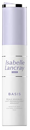 Isabelle Lancray Peaux Sensibles Lait Démaquillant Apaisant - Sanfte Reinigungsemulsion, Make-up Entferner (1 x 200 ml)