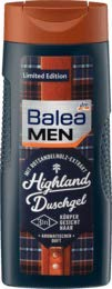 Balea MEN Duschgel Highland, 1 x 300 ml